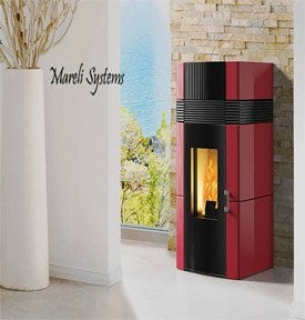 Mareli Systems Fireplace Porject