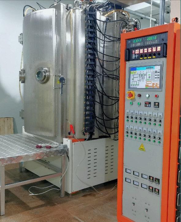 PVD Machining Surface Finish