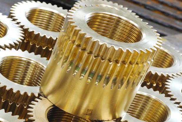 brass cnc cutting service